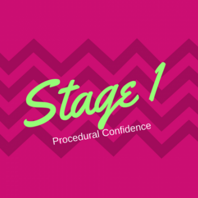 Group logo of Stage 1: Procedural Confidence