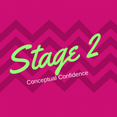 Group logo of Stage 2: Conceptual Confidence