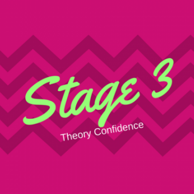 Group logo of Stage 3: Theory Confidence